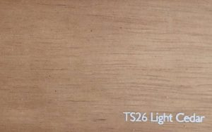 TS26 Light Cedar